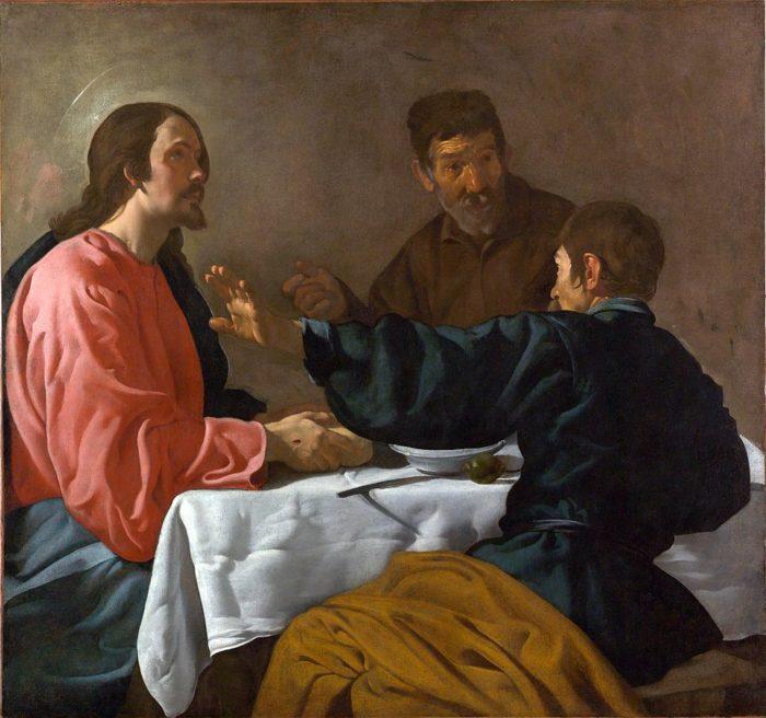 La_cena_de_Emaús,_by_Diego_Velázquez 1618